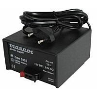 MASCOT 6823/24VD - 12-24V 0.5A 12W power supply AC/DC regulated