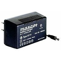 MASCOT 8714CC/50-400mA battery charger NiCd/NiMH 1-10 cells