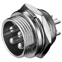 YES BU11232 - microphone panel plug 4-poles