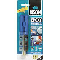 BISON EPOXY - GLUE, SLOW