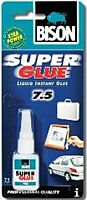 BISON SUPER GLUE IND - Professional liima 7,5g
