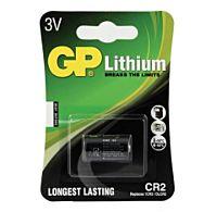 GP BATTERIES CR2-GP - Litium-fotoparisto 3V