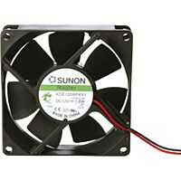 SUNON EE92251B1-A99 - 12V Fan 92x92x25mm Ball bearing