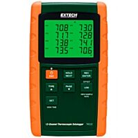 EXTECH TM500 - 12 CHANNEL DATELOGGER THERMOMETER