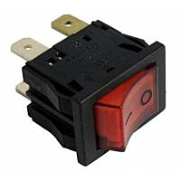 MOLVENO GP18H1G11M00 - TOGGLESWITCH.10A 2N ON/OFF 19X13