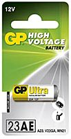 GP BATTERIES 23A-GP - Alkaliparisto 23A ULTRA 12V 1 kpl