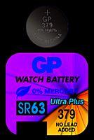 GP BATTERIES SR521SW - Kelloparisto 379/SR521SW