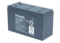 PANASONIC LC-P127R2P1 - LEAD BATTERY 12V 7.2Ah 10-12 YEARS