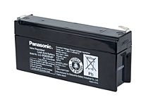 PANASONIC LC-R063R4P - LEAD BATTERY 6V 3,4Ah 6-9 YEARS