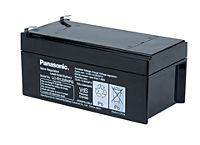 PANASONIC LC-R123R4PG - LEAD BATTERY 12V 3,4Ah 6-9 YEARS