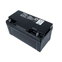 PANASONIC LC-X1265PG - LEAD BATTERY 12V 65Ah 10-12 YEARS