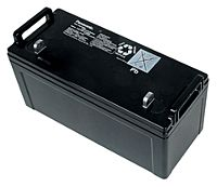 PANASONIC LC-XB12100P - LEAD BATTERY 12V 100Ah 10-12 YEARS