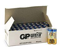 GP BATTERIES LR06 ULTRA PLUS BULK - Alkaliparisto LR06 AA ULTRA PLUS