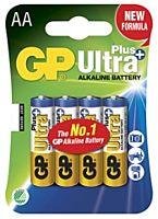 GP BATTERIES LR06 ULTRA PLUS - Alkaliparisto LR06 AA ULTRA PLUS