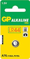 GP BATTERIES LR44-GP - Alkaliparisto LR44 1,5V