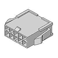 MOLEX 39-01-2041 - Mini-Fit Jr. 4nap Uros Liitinkotelo UL 94V-2