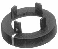 SIFAM N151M - SHIELD, BLACK