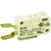 CHERRY 159-4534YE - MICROSWITCH 16AMP BUTTON