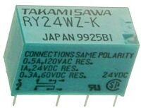 FUJITSU RY-24WZ-K - PK-RELE 2V 1A 24VDC PESUNK