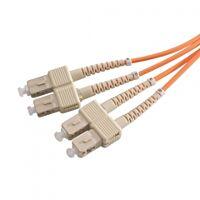 OPTRONICS SCSC-OM2-5M - PATCH CABLE DUPLEX SC/SC MM/OM2 5m