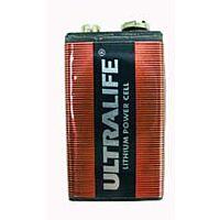 9V Litiumparisto 1.2Ah GP BATTERIES U9VL