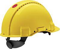 3M G3000NUV-GU - G3000 kypärä ruuvisäätö keltainen