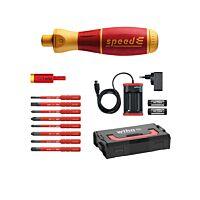 WIHA 590 T102 - Electric screwdriver 1000V Speede