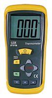 CEM DT-610B - LÄMPÖMITTARI 1-KAN -50..+1300°C