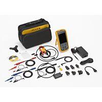 FLUKE 125B/S - Scopemeter 40MHz teho/väylä+SCC120B