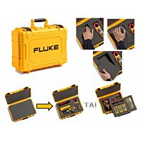 FLUKE CXT1000 - RUGGED HARD CASE W. DIY FOAM INSERT