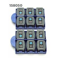 IDEAL NETWORKS 158050 - Kit of 12 x RJ45 remote units