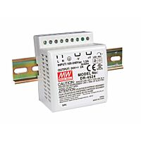 MEAN WELL DR-45-12 - DIN Rail Power Supply 12V 3.5A 45W