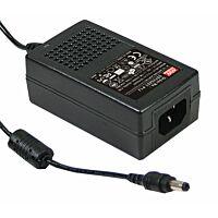 24V Power Supply 1.04A 24W MEAN WELL GST25A24-P1J