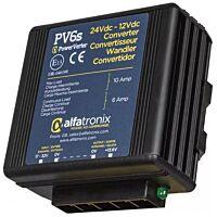 ALFATRONIX PV6S - DC/DC Converter 24 / 12V 6A 72W Non-Isolated