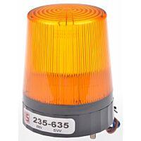 RS Pro  235635 - 230V 5W AMB STD XENON BCN