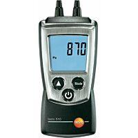 TESTO 510 - Differential Pressure Meter
