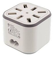 DELTACO USB-AC154 - USB charger