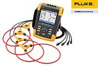 FLUKE 435-II-PLAT - ADVANCED PQ AND ENERGY ANALYZER KIT
