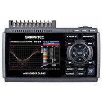 GRAPHTEC GL240 - MIDI LOGGER, 10 CH, GRAPHTEC