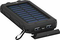 GOOBAY PB49216 - Solar powerbank  8000mAh