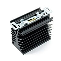 CELDUC WF151200 - HEAT SINK DIN 2.2K/W SC/SO/SV8 SSR