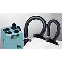WELLER FT ZERO-SMOG 4V KIT2A - FUME EXTRACTOR, 2 SUCTION ARMS