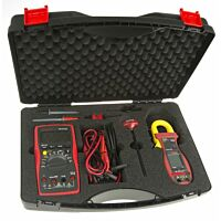 AMP RB-EU-01-A Standard Kit, Multimeter, Clamp, IR temperature case