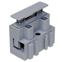 CAMDENBOSS CFTBN/1 - Fused terminal block 1-pin, 5x20mm