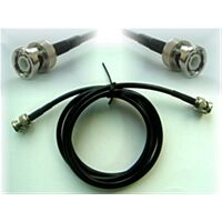 Coaxial Cable BNC RG58 50 Ohm - Male / Male 0,25m