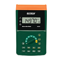 Extech UM200  Micro Ohm Meter