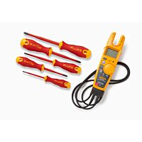 Fluke T6 Electrical Tester + 5 Insulated Screwdrivers