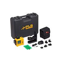 FLUKE PLS 3X360G KIT - Kolmitasoinen viherlaser, Kit-paketti