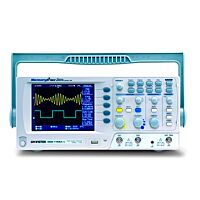 GW Instek GDS-1152A-U - Oskilloskooppi 150 MHz 2 kan 2M 1GS