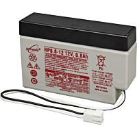 ENERSYS GENESIS NP0.8-12 LEAD BATTERY 12V 0.8AH 3-5 YEARS
